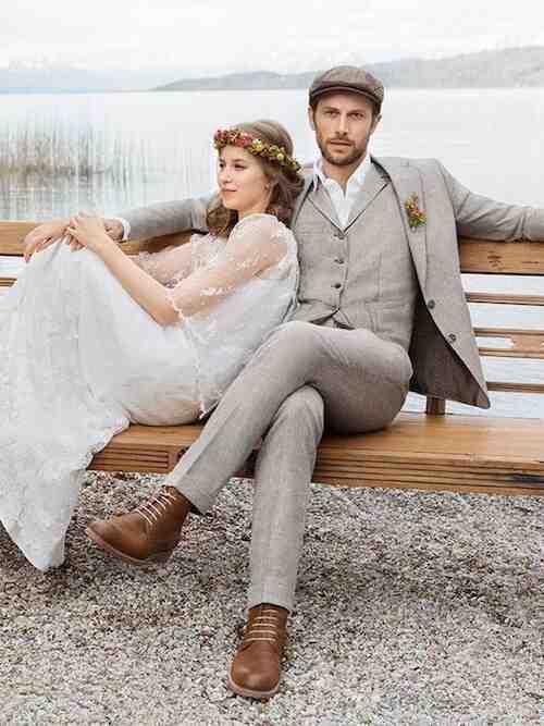 Comment s'habiller pour un mariage champêtre homme ?