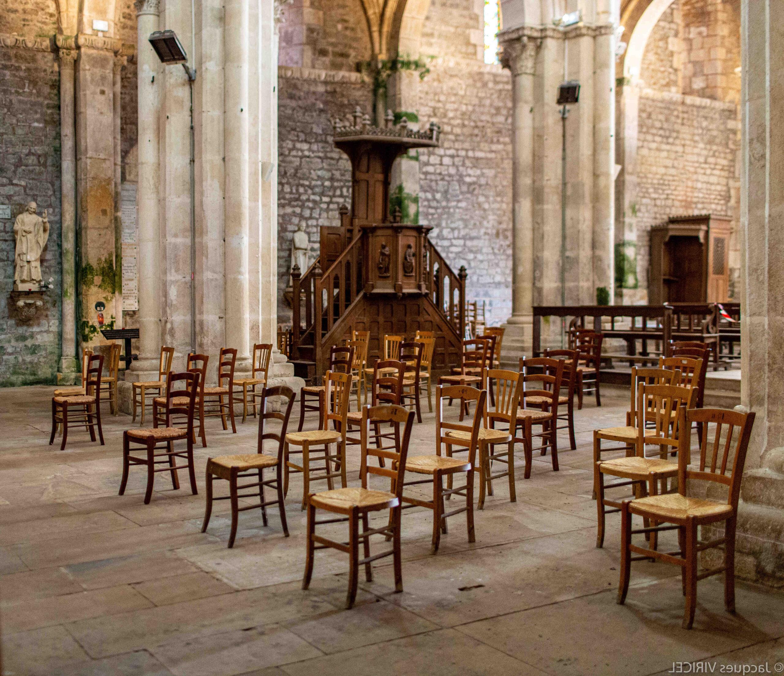 Quand réserver l'église pour mariage ?