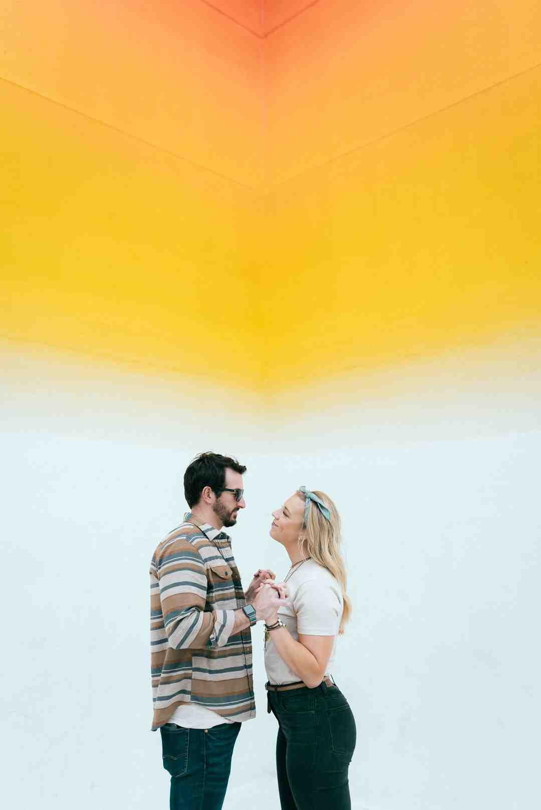 Quel genou à terre demande en mariage ?