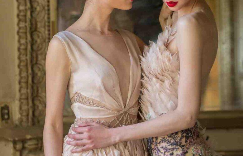 Quelle robe de mariée pour petite poitrine