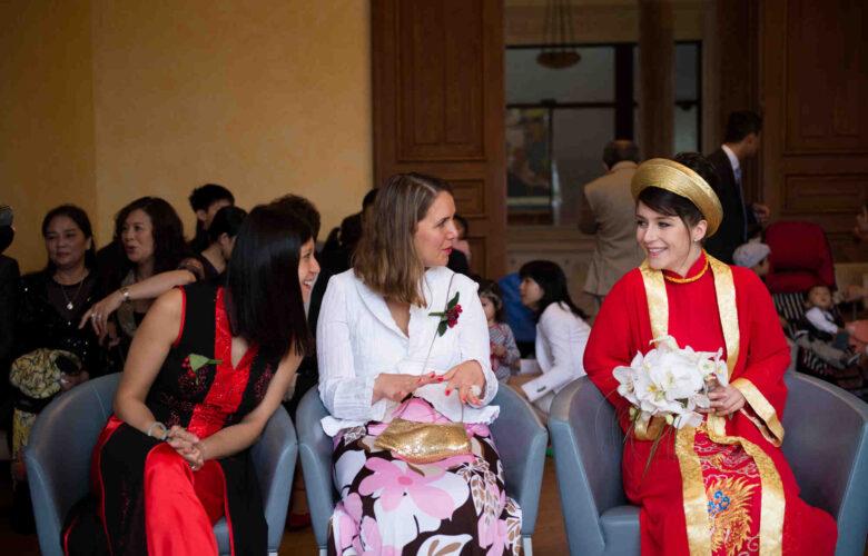 Quelle tenue pour mariage civil