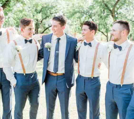 Quelle tenue pour un mariage champetre chic