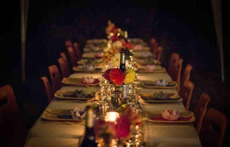 Comment faire un buffet pour un mariage ?