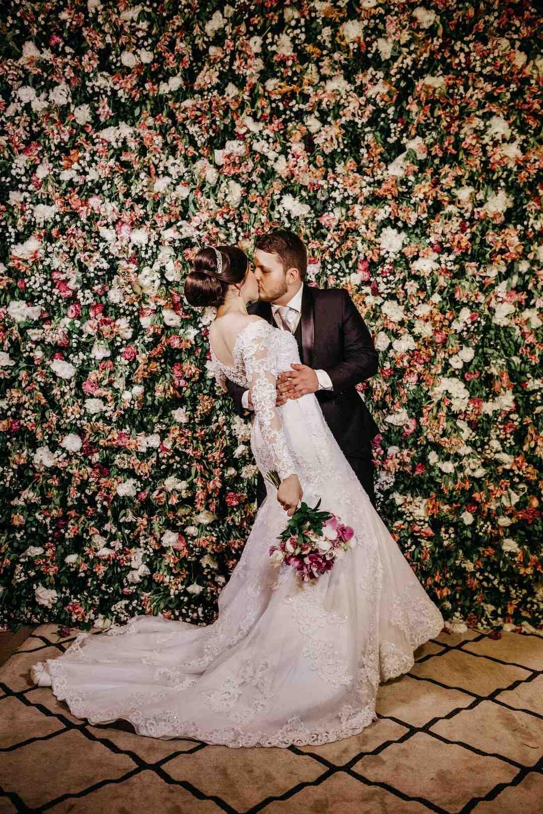 Quelle taille Bouquet mariée ?